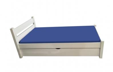 מיטה ילדים  100% עץ אורן -דגם אור