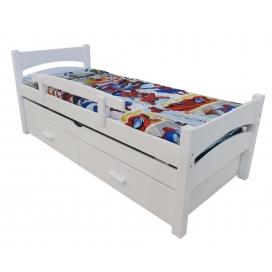 מיטת ילדים  100% עץ אורן-סתיו