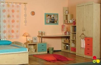חדרי ילדים קשת