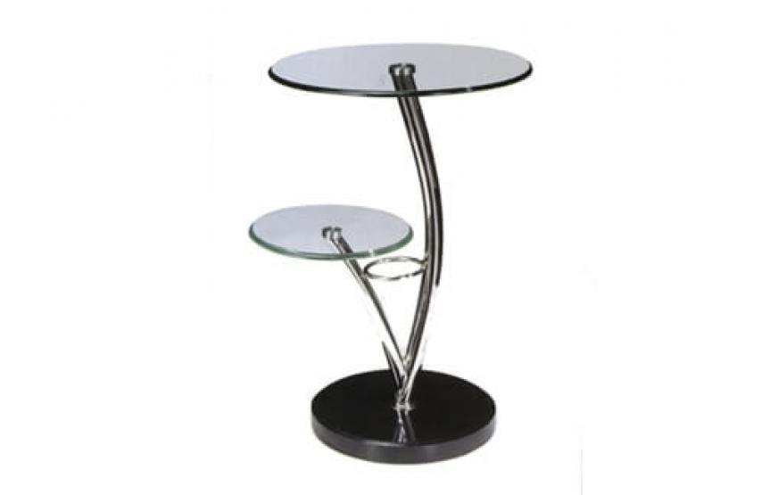 שולחן זכוכית משלים 411
