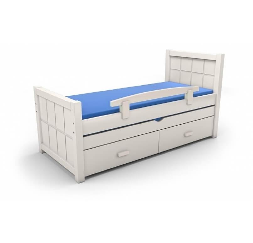 מיטה 100% עץ אורן- שגיא