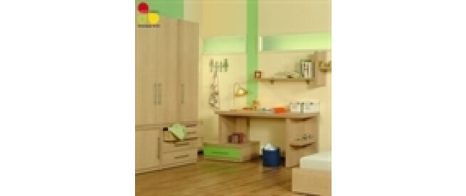 יצירת מקומות איחסון בחדרי ילדים