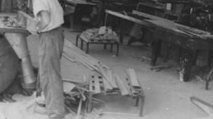 התכנון והבנייה- רהיטי יוניגל