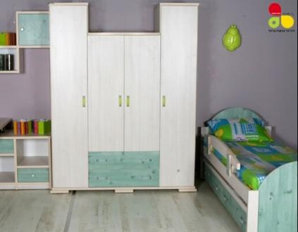 חדר ילדים ענבר