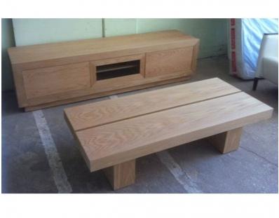 מזנון ושולחן סלון עלמה