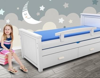 מיטת ילדים דגם נוגה