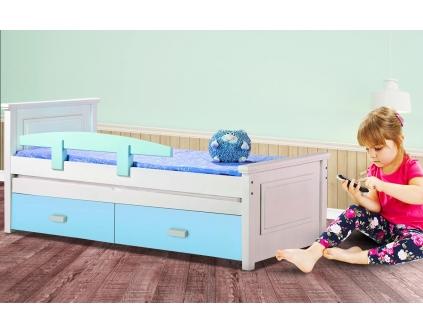 מיטת ילדים 100% עץ אורן -  דגם ליבי אחרונה מתצוגה