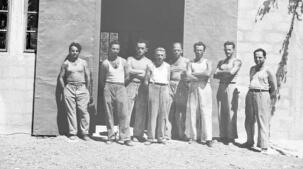 רהיטי גבעת ברנר 1934