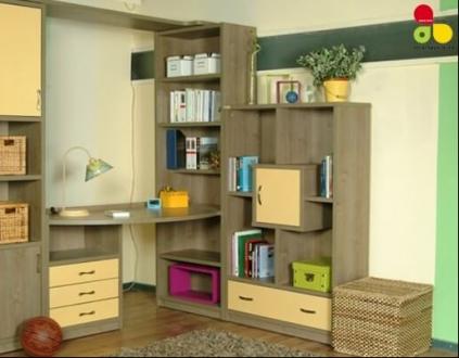 חדר ילדים גוני