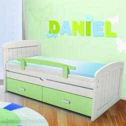 מיטה  100% עץ אורן - דניאל